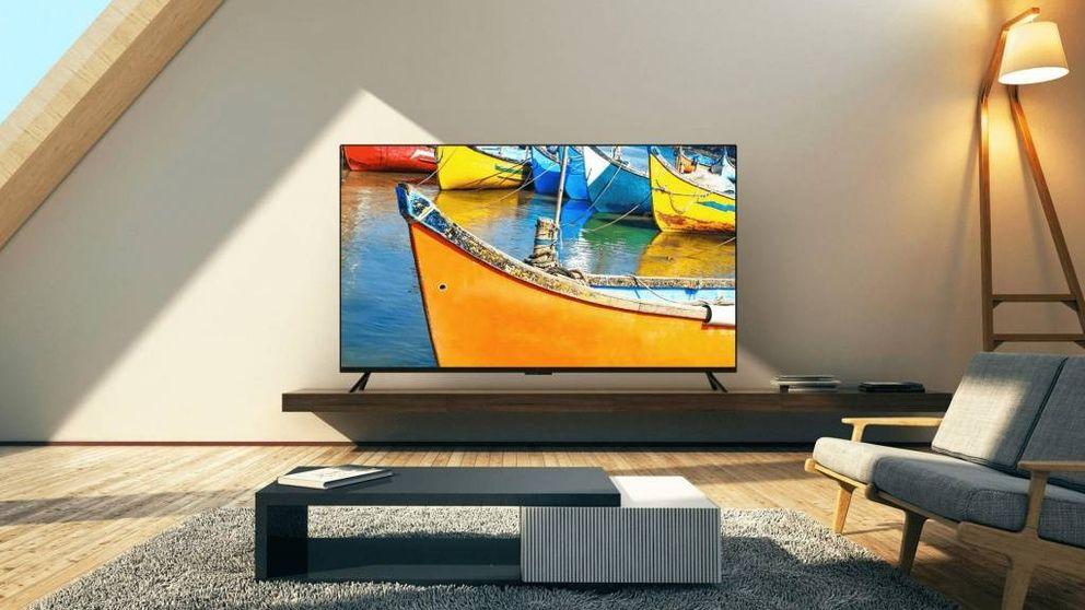 ¿Quieres cambiar la tele de casa? Cinco modelos asequibles para todos los salones