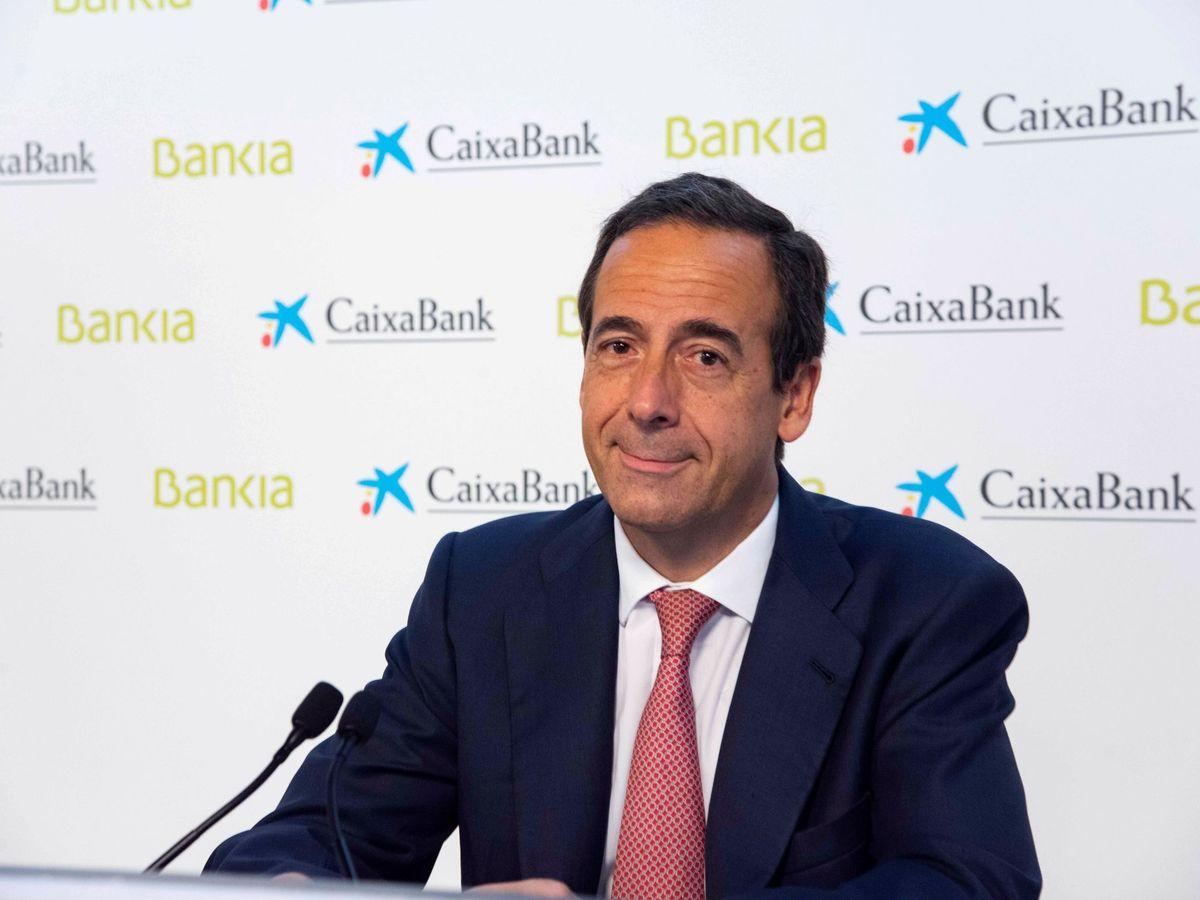 Foto: Gonzalo Gortázar, CEO de CaixaBank. (EFE)