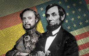 La huella de Prim en la Casa Blanca de Lincoln