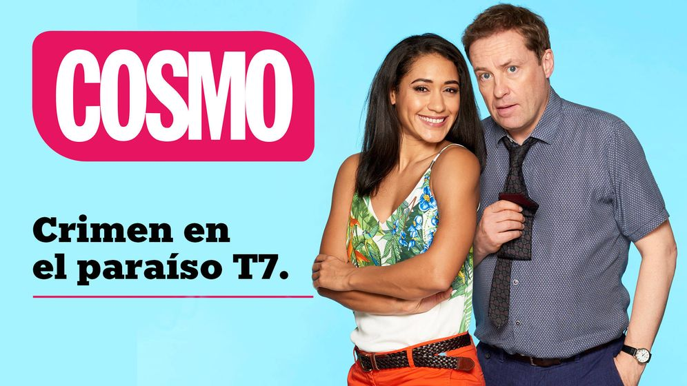 Foto: Foto promocional de 'Crimen en el paraíso'. (Cosmo)