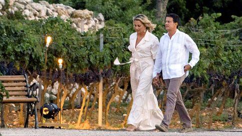 Susana Gallardo y Manuel Valls: un año de casados y más enamorados que nunca