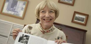 Post de Ginevra Bompiani, la última superviviente del libro: