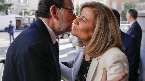 Rajoy tacha de históricos los datos del paro y celebra que haya más ocupados que en 2011
