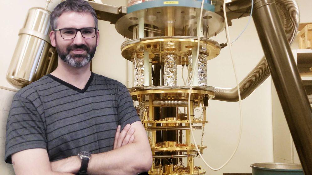 Foto: El físico Pol Forn-Díaz