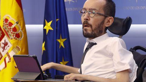 El juez ordena rastrear los movimientos de la cuenta de Podemos que gestiona Echenique