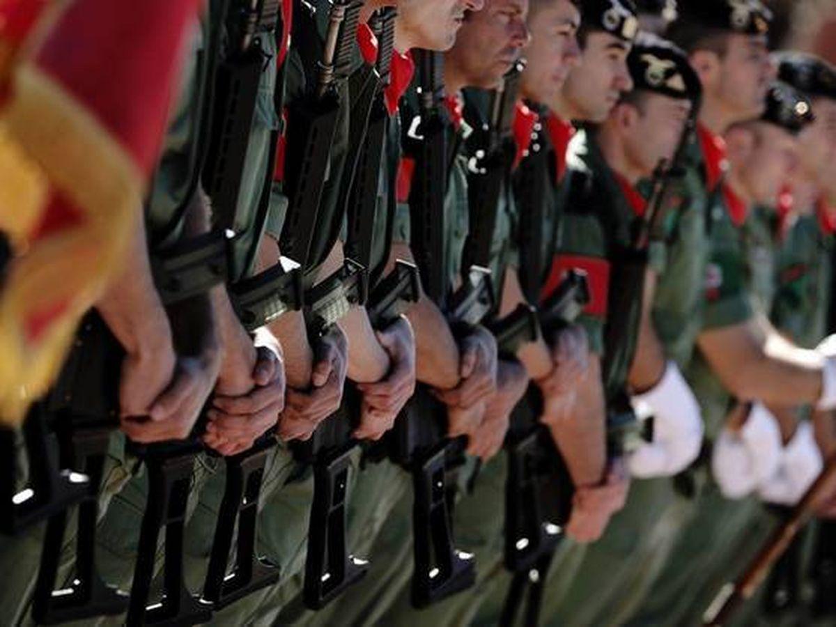 Foto: Militares del Ejército, en una imagen de archivo. (EFE)