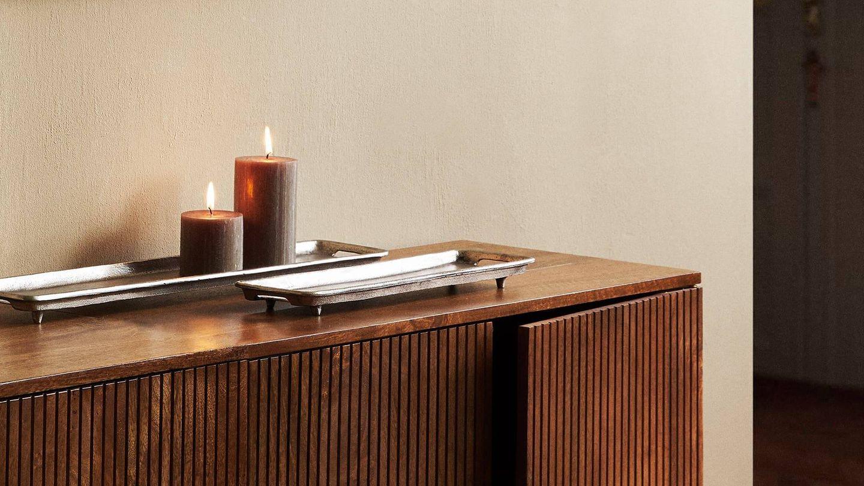 Decora tu casa con estos complementos de Zara Home. (Cortesía)