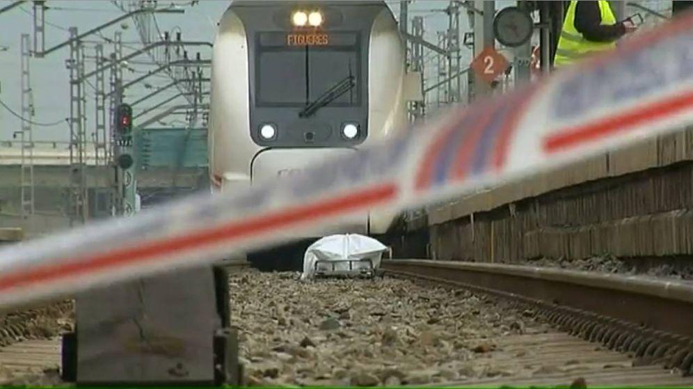 Foto: Una de las 168 víctimas arrolladas por el tren en Montcada i Reixac (Barcelona).