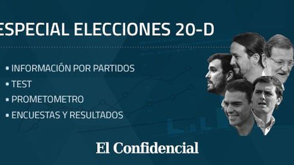 Elecciones generales 2015 20D: todas las noticias y resultados
