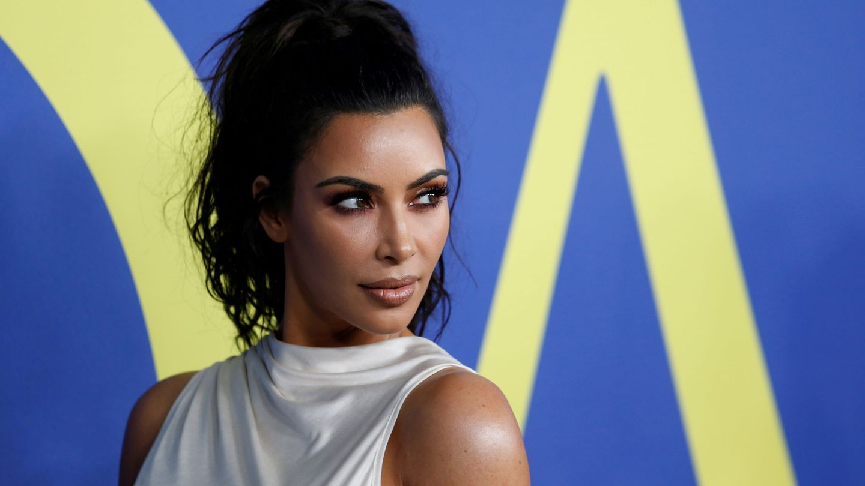 Kim Kardashian siempre maquilla su rostro con las técnicas del contouring. (Reuters)