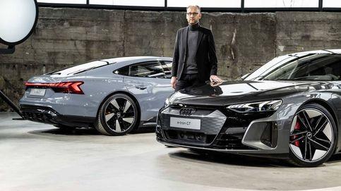Audi redefine el concepto gran turismo con el e-tron GT eléctrico