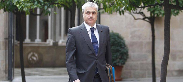 Foto: El 'conseller' de Justicia, Germà Gordó (EFE)