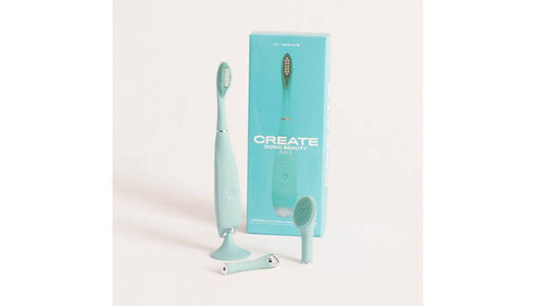 Cepillo eléctrico dental y facial Sonic Beauty