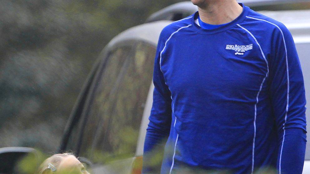 Urdangarin corre el medio maratón de Ginebra, lejos de su mejor forma