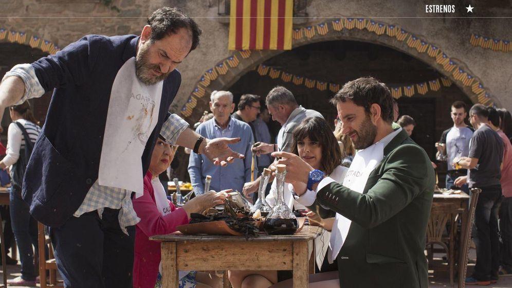 Foto: Una escena de 'Ocho apellidos catalanes'