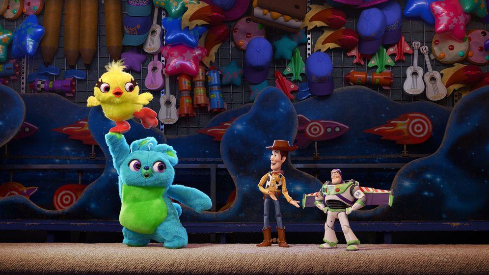 Foto:  Fotografía cedida por Disney Pixar de una imagen de Toy Story 4.