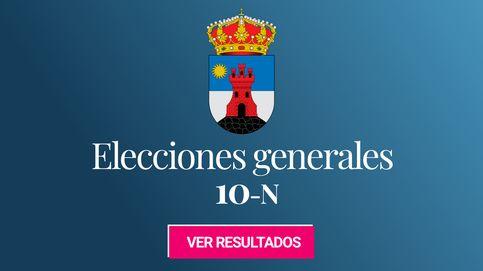Resultados de las elecciones generales 2019 en Roquetas de Mar: Vox, el partido más votado