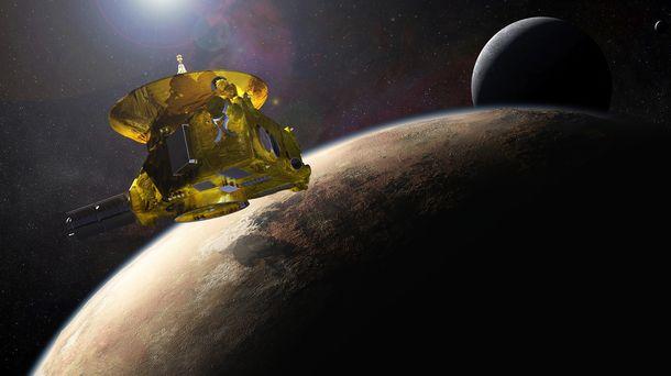 Foto: La sonda New Horizons llega hoy a los confines del Sistema Solar para visitar Plutón