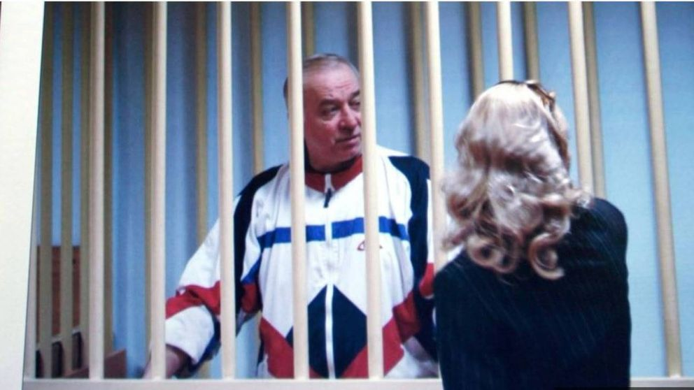 El exespía ruso Sergei Skripal fue envenenado con un agente nervioso