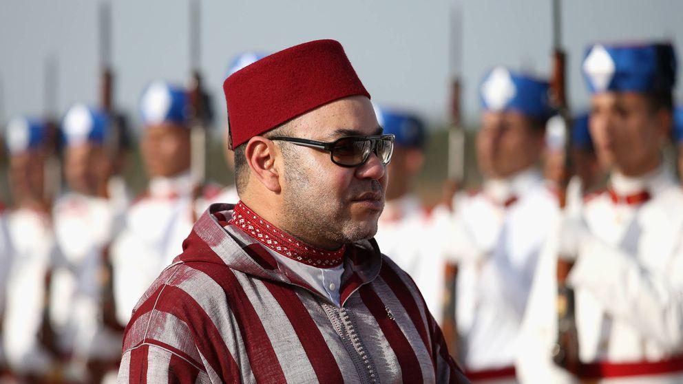 La desesperada solución para cortar las ofensas a Mohamed VI por su tren de vida