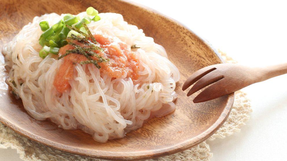 Shirataki: la moda de los 'tallarines' con glucomanano (y sin calorías) que sacian