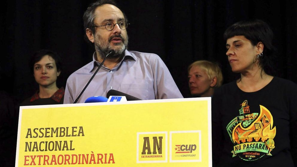 Las asambleas territoriales de la CUP se pronuncian sobre la investidura de Mas