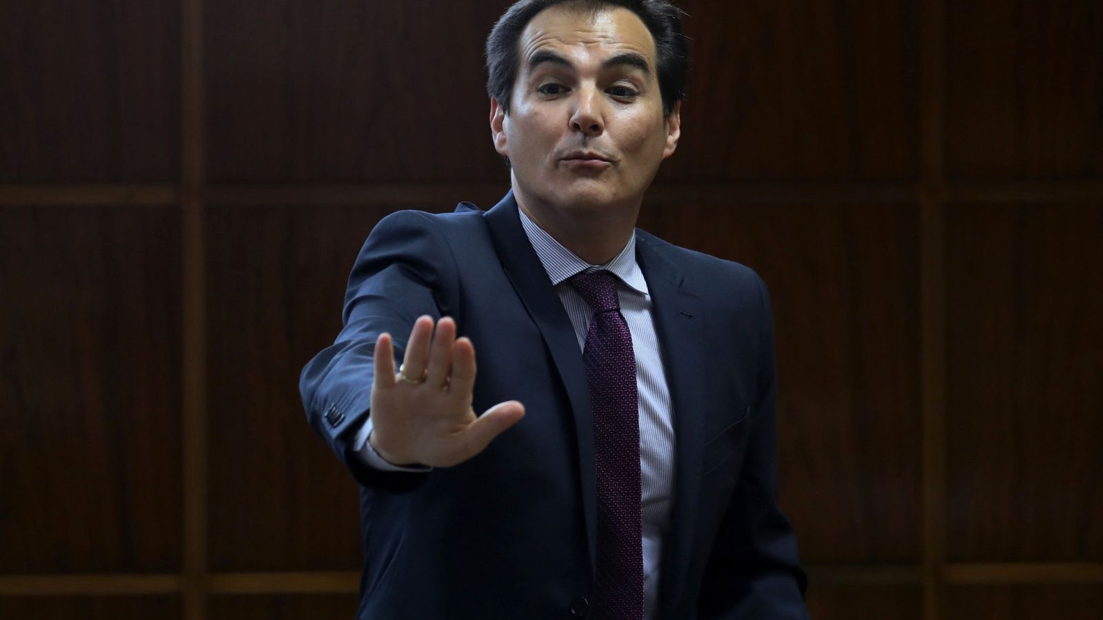 Foto: El exsecretario de Estado de Seguridad, José Antonio Nieto. (EFE)