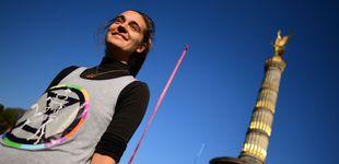 Post de Rackete lidera la 'rebelión' climática en Berlín contra el Gobierno alemán
