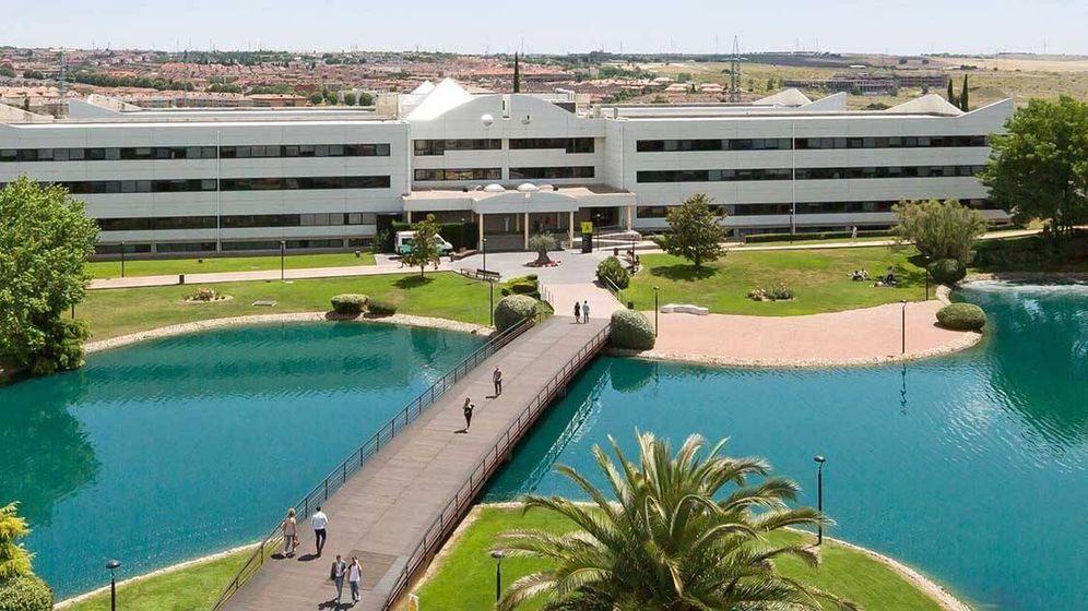 Foto: El campus de Villaviciosa de la Universidad Europea de Madrid. (Foto: UE)