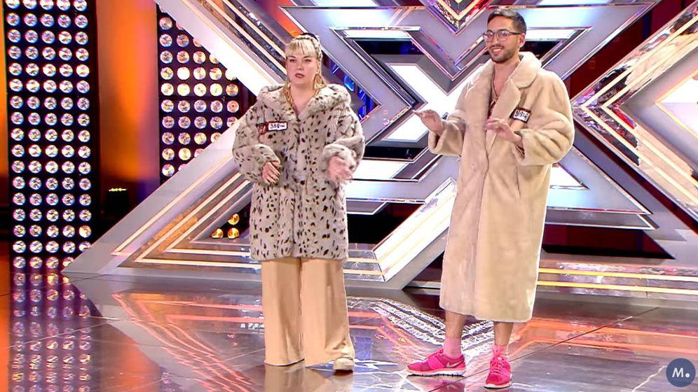 Foto: Cómeme el Donut, el bombazo del año de Lapili y Jirafa Rey en Factor X
