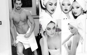 Las toallas: la nueva obsesión de Mario Testino