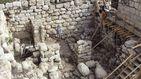 Hallan en las ruinas del Templo de Salomón el anillo de un personaje bíblico