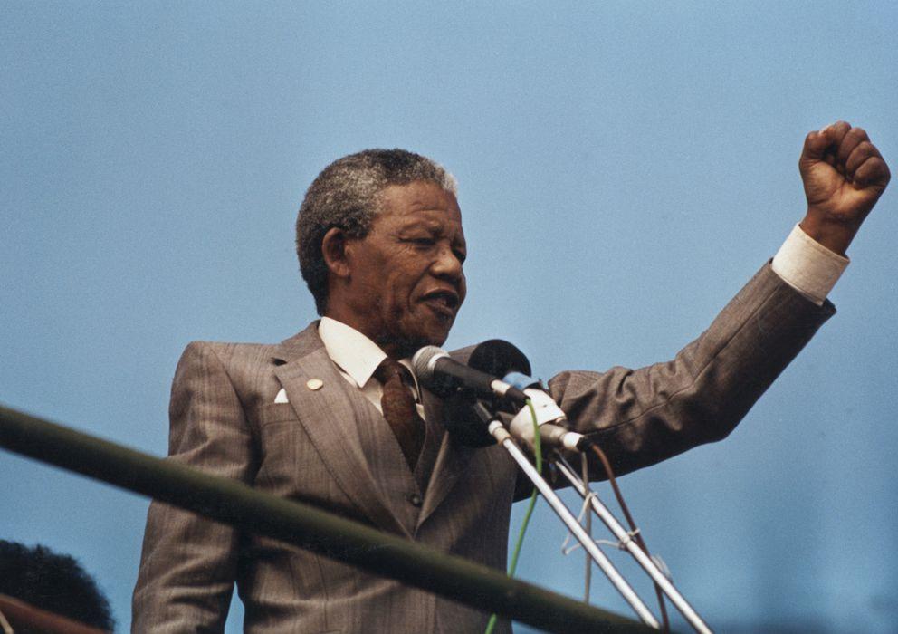 Foto: Las veinte mejores frases de Nelson Mandela