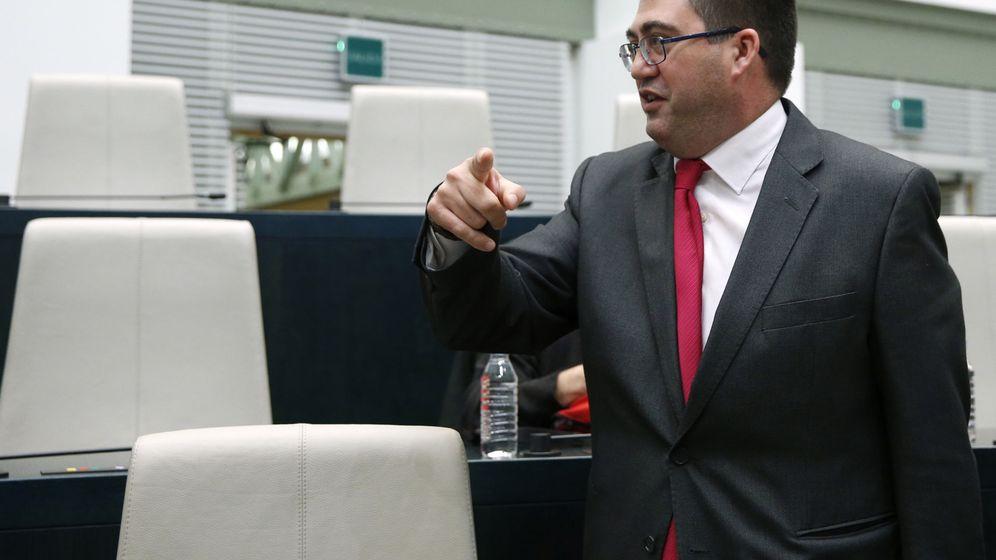 Foto: El delegado del Área de Gobierno de Economía y Hacienda, Carlos Sánchez Mato. (EFE)