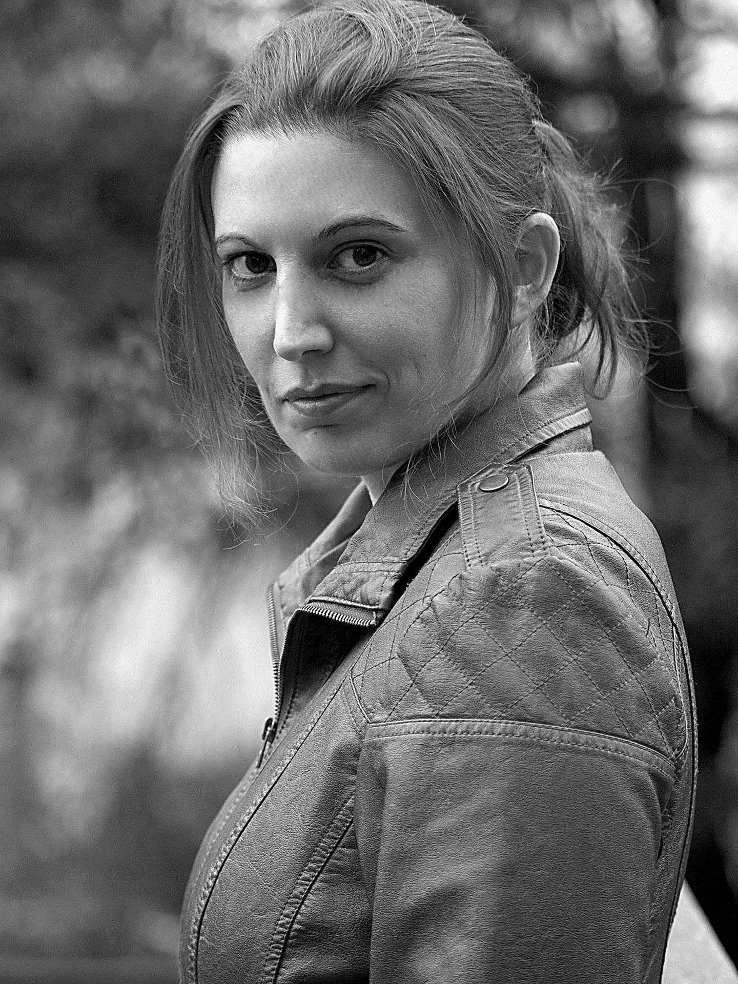 La escritora argentina Andrea Stefanoni. (Silvana Sergio)