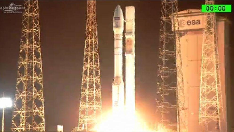 Despega el Sentinel-2B, el satélite europeo que velará por el medio ambiente