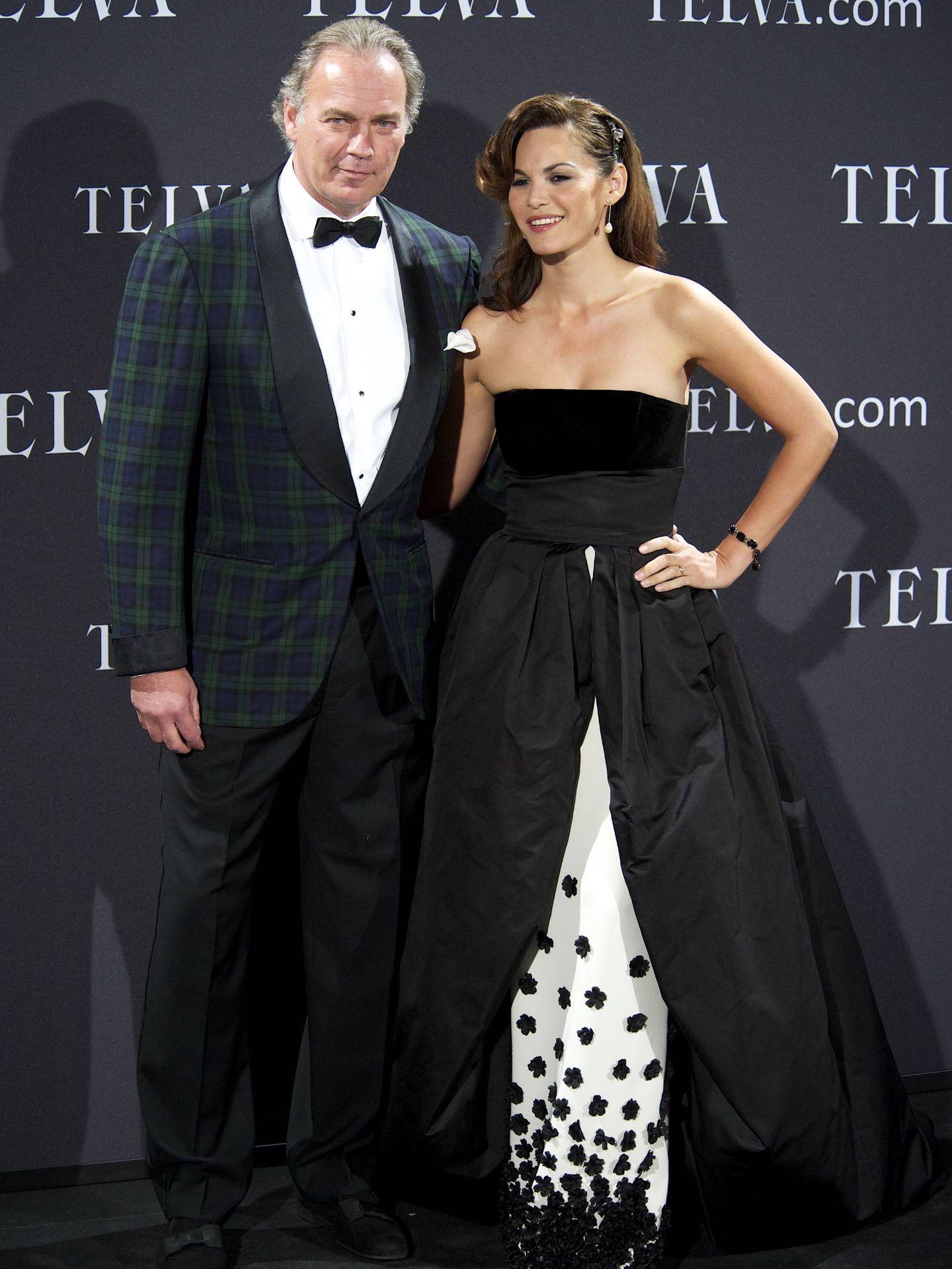 En los Telva Awards de 2011. (Getty)