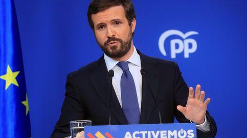 Casado critica las dudas para declarar la catástrofe y pide un fondo Filomena