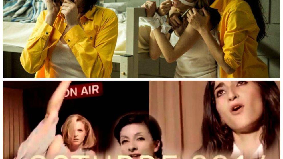 Fans de 'Vis a vis', atentos: Maggie, Najwa y Alba vuelven