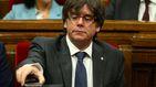 Puigdemont ultima para hoy la convocatoria del referéndum del 1-O