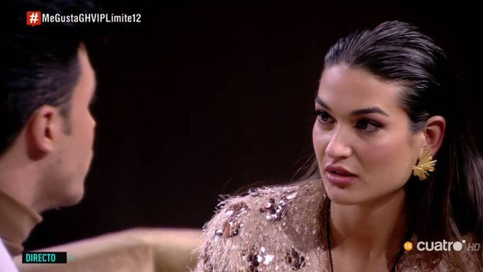 'GH VIP 7' | Kiko Jiménez pone a Estela Grande en alerta y se saca una espinita