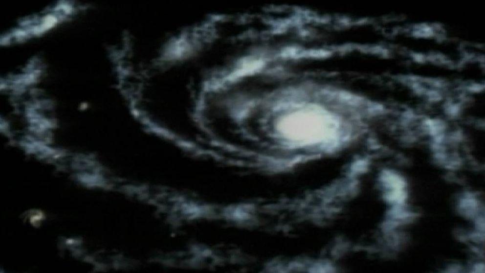Sagitario A Estrella, el agujero negro en el centro de la Vía Láctea