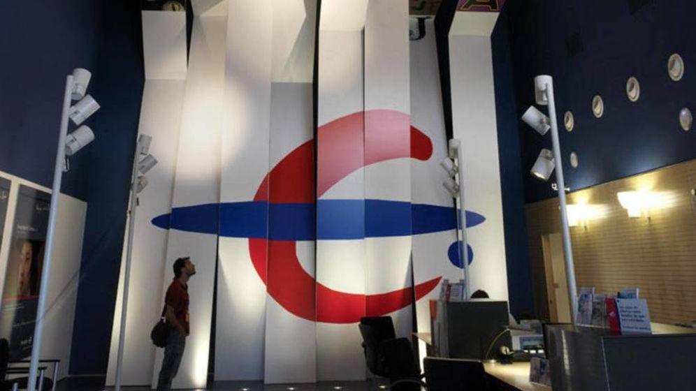 Foto: El logo de Ibercaja