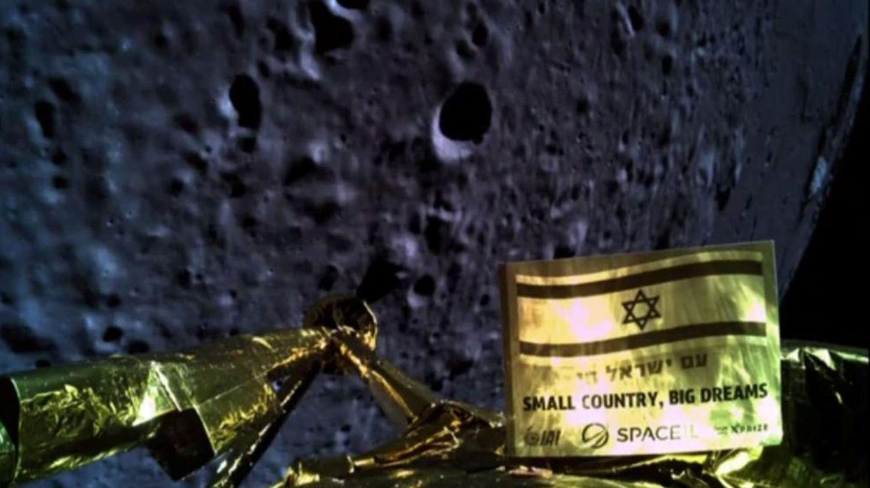 Israel se estrella en la Luna: fracasa su primer intento de aterrizar una nave