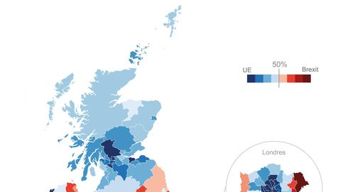 La campaña de mentiras antes, durante y después del Brexit