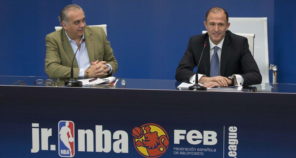 Una NBA en miniatura: la FEB se une a la liga americana para crear la Liga Junior