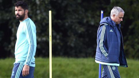 Estalla la guerra Mourinho-Diego Costa: tira el peto al entrenador por no jugar