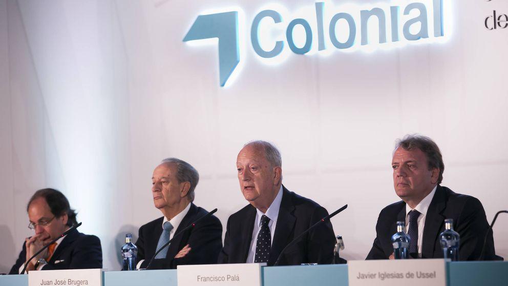 Colonial dispara un 23% sus ingresos  y alcanza los 7.556 millones en activos