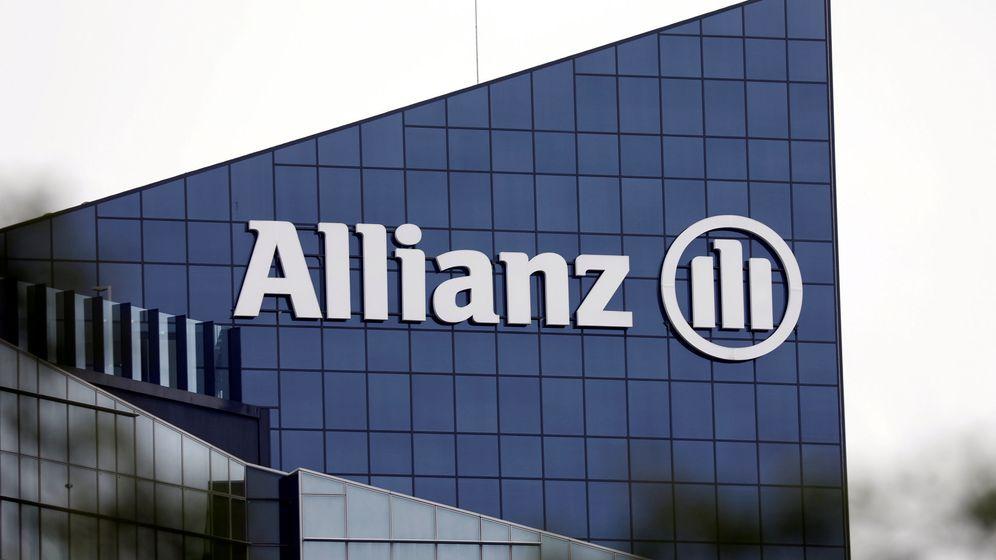 Foto: Edificio de la aseguradora alemana Allianz. (Reuters)