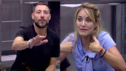 El enganchón de Alba Carrillo con Antonio David: A mí no me amenaces